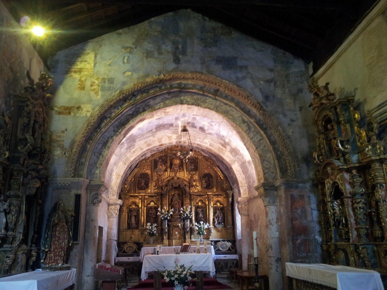 Santa María de Nogueira