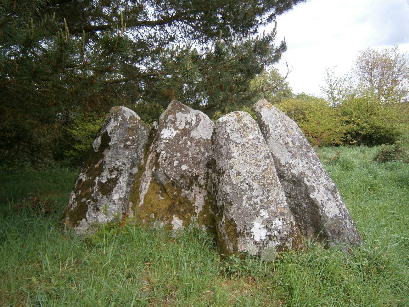 Dolmen de Abuime