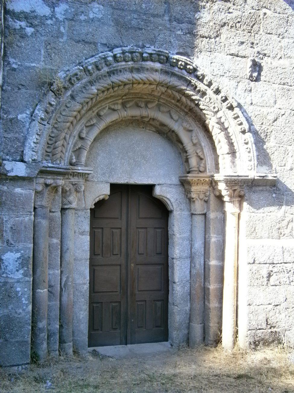 Santa María de Pesqueiras