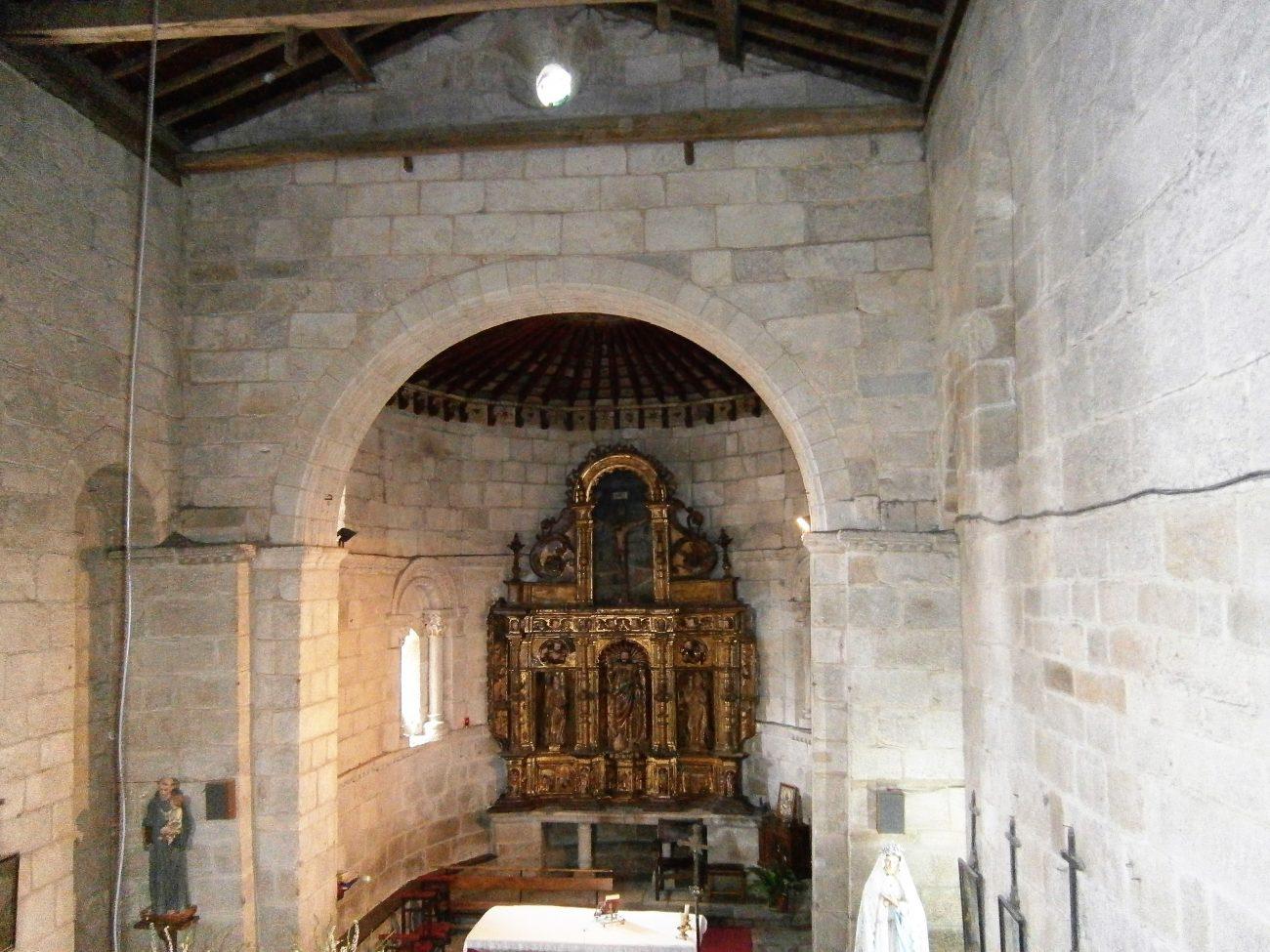 San Salvador de Asma (interior)